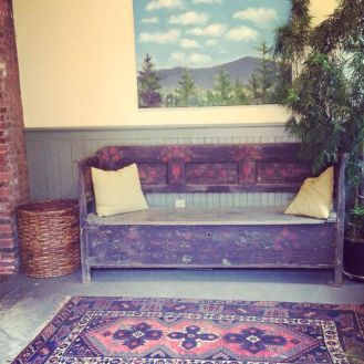 Mount Monadnock at Dan's Studio