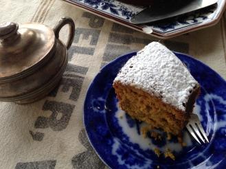 Cake + Tea = Winning
