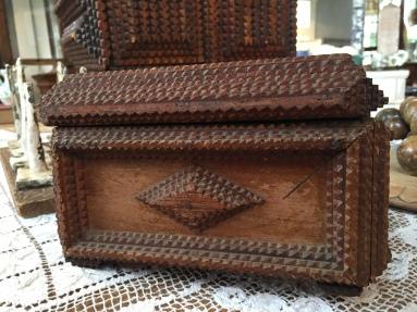 Trampart Box