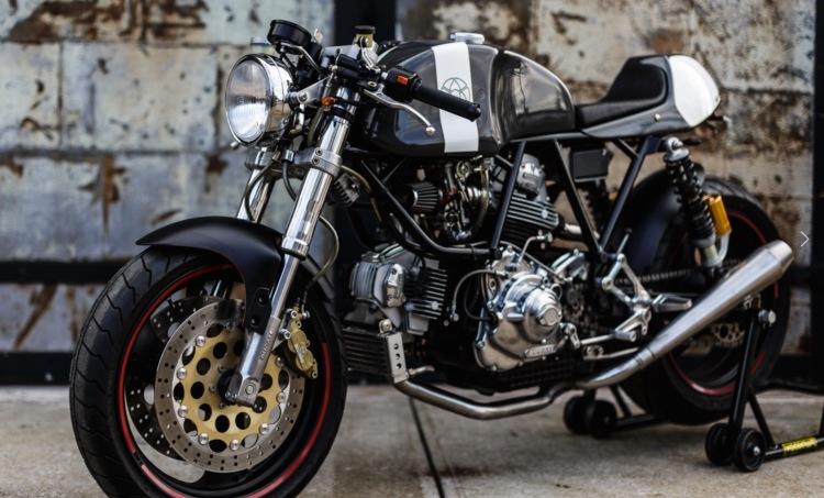 Walt Siegl Motorcycle