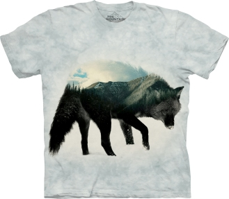 Andreas Lie's Ulv Wolf Shirt